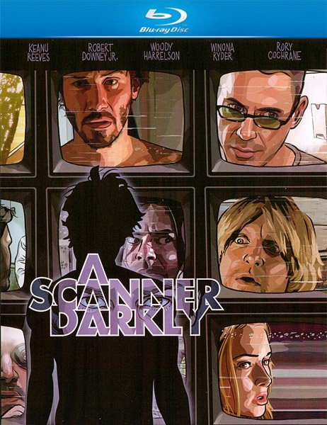 Помутнение / A Scanner Darkly (2006) HDRip/BDRip 720p