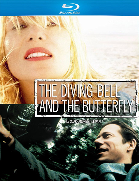 Скафандр и бабочка / Le Scaphandre et le papillon / The Diving Bell and the Butterfly (2007) HDRip/BDRip 720p