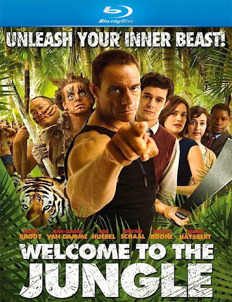 Добро пожаловать в джунгли / Welcome to the Jungle (2013) BDRip 720p/1080p/BD-Remux/Blu-Ray Disc