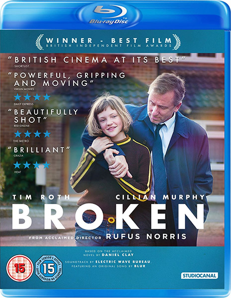 Сломленные / Broken (2012) BDRip 720p/BD-Remux