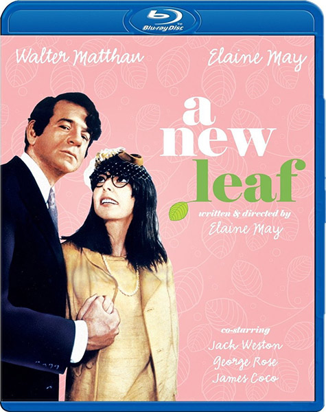 Новый лист / A New Leaf (1971) BDRip 720p/BD-Remux