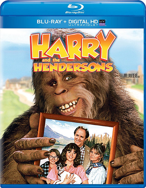 Гарри и Хендерсоны / Harry and the Hendersons (1987) BDRip 720p, 1080p, BD-Remux