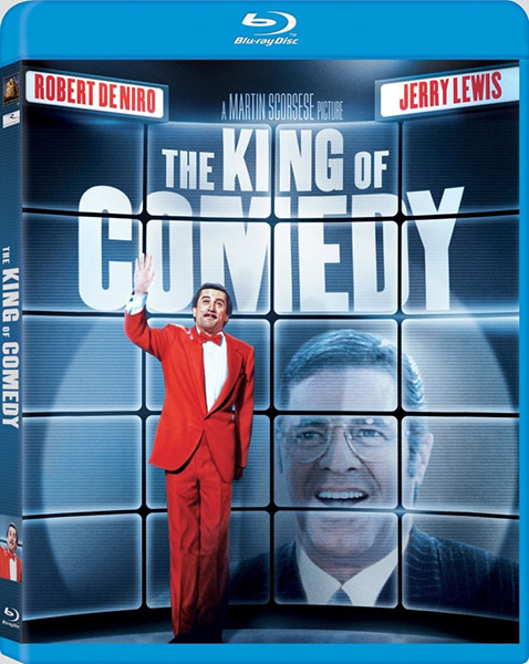 Король комедии / The King of Comedy (1982) BDRip 720p, 1080p, BD-Remux