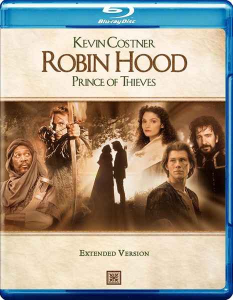 Робин Гуд: Принц Воров / Robin Hood: Prince of Thieves (1991) [Extended Version] BDRip 720p, 1080p, BD-Remux