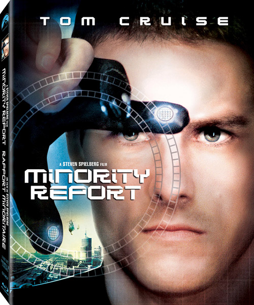 Особое мнение / Minority Report (2002) BDRip 720p, 1080p, BD-Remux