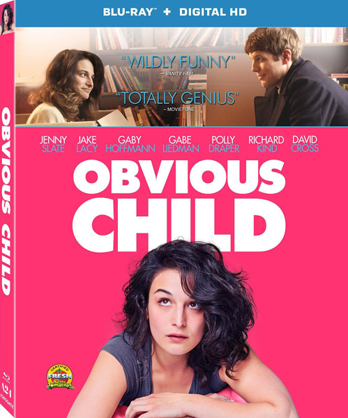 Свой ребенок / Obvious Child (2014) BDRip 720p + 1080p
