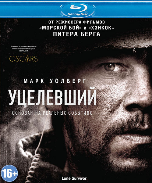 Уцелевший / Lone Survivor (2013) [NOR Transfer] BD-Remux