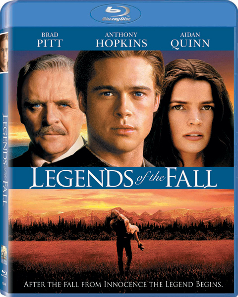 Легенды осени / Legends of the Fall (1994) BDRip 720p, 1080p, BD-Remux