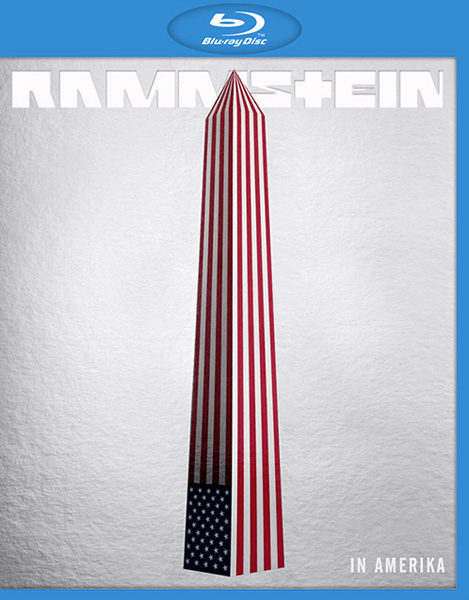 Rammstein ‎– In Amerika (2015) BDRip 1080p + Blu-Ray {2-Disc Edition}