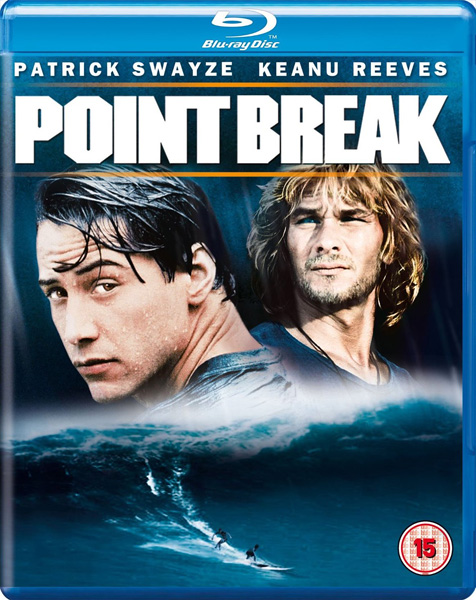 На гребне волны / Point Break (1991) BDRip 720p, 1080p, BD-Remux