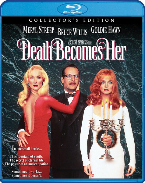 Смерть ей к лицу / Death Becomes Her (1992) [US Transfer] BDRip 720p, 1080p, BD-Remux