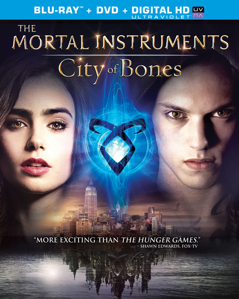 Орудия смерти: Город костей / The Mortal Instruments: City of Bones (2013) [US Transfer] BDRip 720p, 1080p, BD-Remux