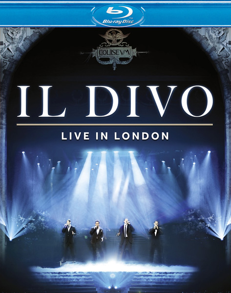 Il Divo: Live in London (2011) BDRip 720p + 1080p + Blu-Ray Disc