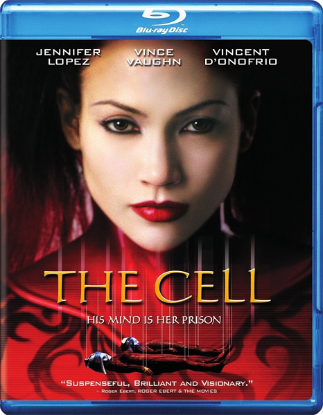 Клетка / The Cell (2000) BDRip 720p, 1080p, BD-Remux