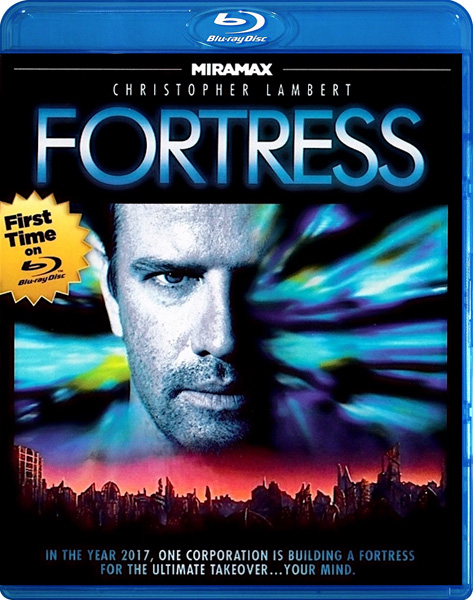 Крепость / Fortress (1992) BDRip 720p, 1080p, BD-Remux