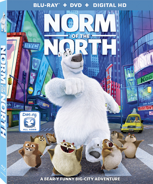Норм и Несокрушимые / Norm of the North (2016) BDRip 720p, 1080p, BD-Remux