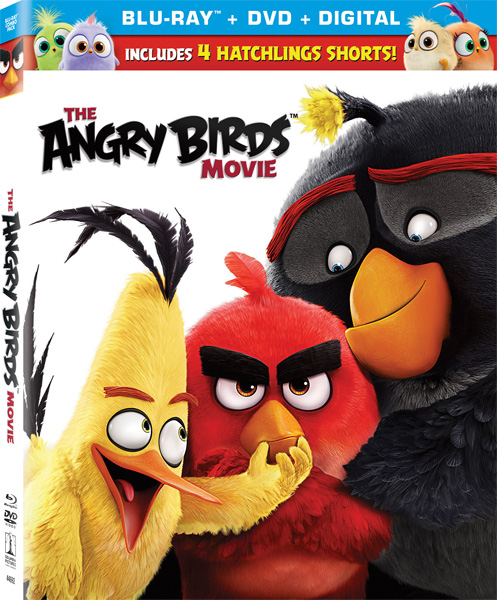 Angry Birds в кино / The Angry Birds Movie (2016) BDRip 720p, 1080p, BD-Remux