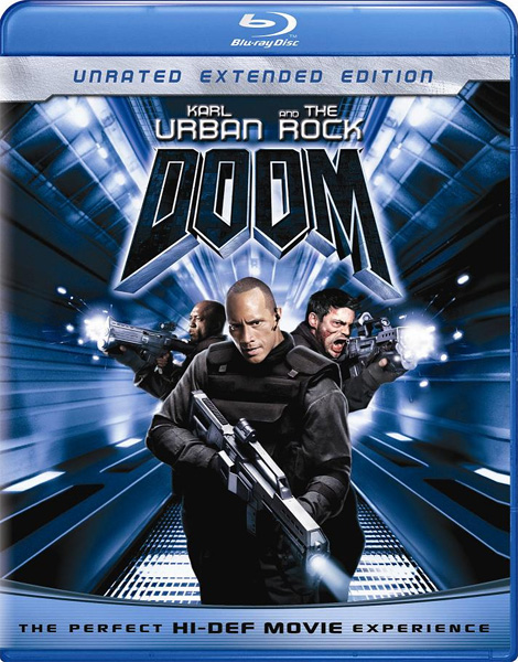 Дум / Doom (2005) [Unrated Extended Edition] BDRip 720p, 1080p, BD-Remux