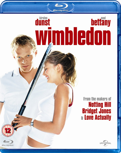 Уимблдон / Wimbledon (2004) BDRip 720p, 1080p, Blu-Ray Disc