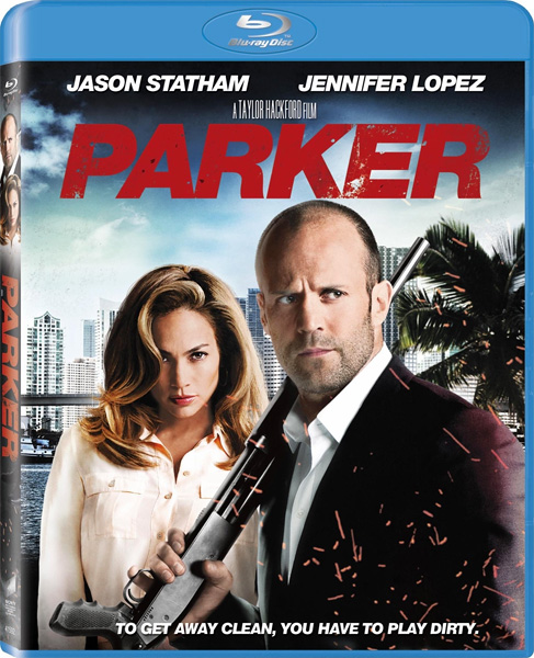 Паркер / Parker (2013) [US Transfer] BDRip 720p, 1080p, BD-Remux