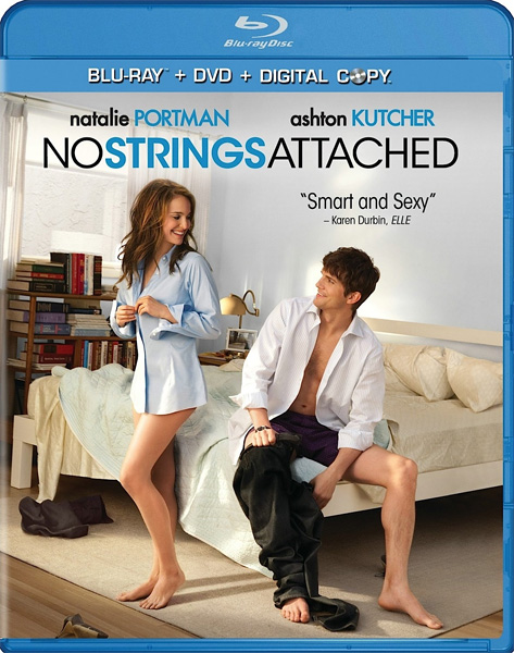 Больше чем секс / No Strings Attached (2011) BDRip 720p, 1080p, BD-Remux