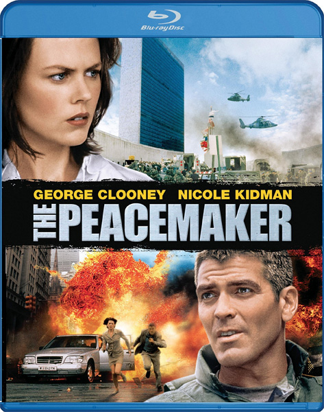 Миротворец / The Peacemaker (1997) BDRip 720p, 1080p, BD-Remux