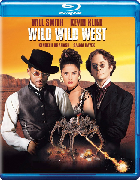 Дикий, дикий Запад / Wild Wild West (1999) BDRip 720p, 1080p, BD-Remux