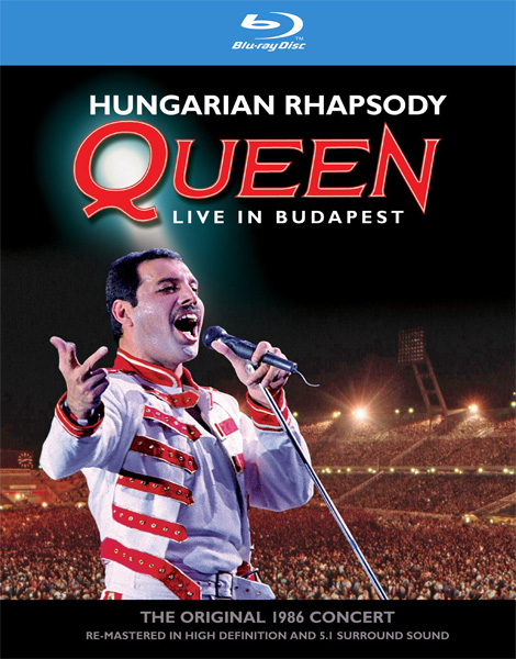 Волшебство Queen в Будапеште / Hungarian Rhapsody: Queen Live In Budapest (1986) BDRip 720p, 1080p, Blu-Ray Disc