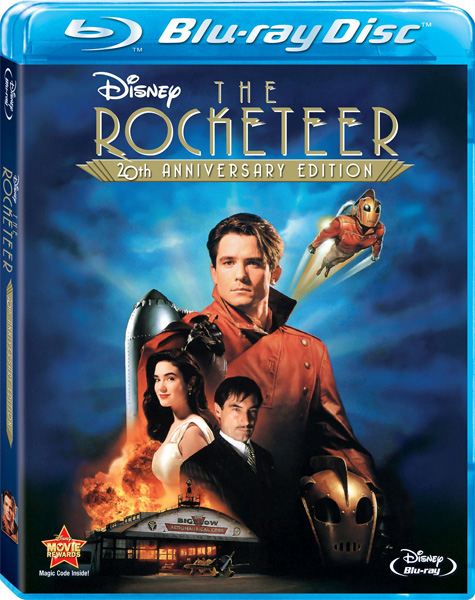 Ракетчик / The Rocketeer (1991) BDRip 720p, 1080p, BD-Remux