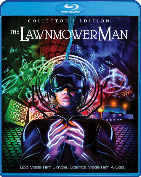 Газонокосильщик / The Lawnmower Man (1992) [Director's Cut] BDRip 720p, 1080p, BD-Remux