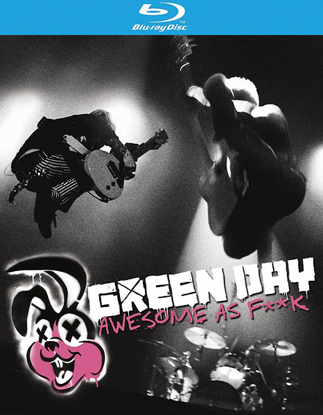 Green Day: Awesome as F**k (2010-2011) BDRip 720p, 1080p, Blu-Ray