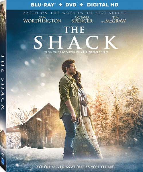 Хижина / The Shack (2017) BDRip 720p, 1080p, Blu-Ray Disc