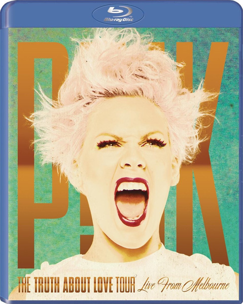 Pink: The Truth About Love Tour, Live from Melbourne (2013) BDRip 720p, 1080p, Blu-Ray