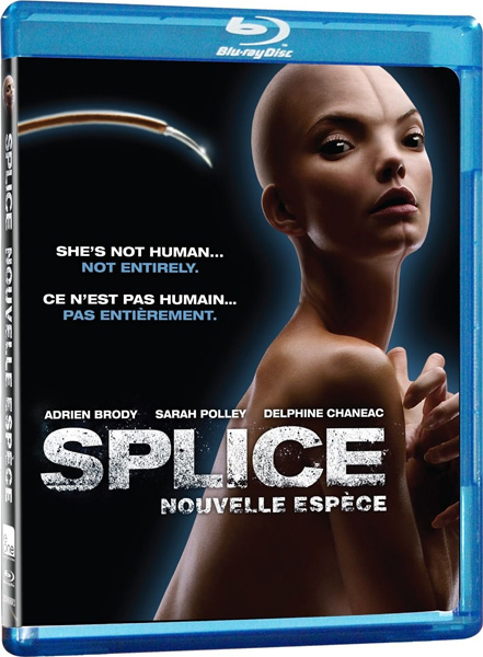 Химера / Splice (2009) BDRip 720p, 1080p, BD-Remux