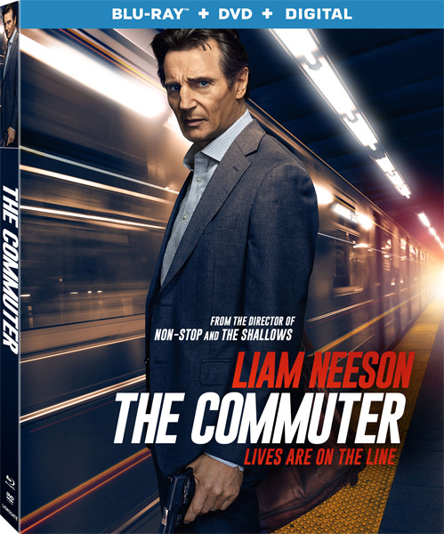 Пассажир / The Commuter (2018) BDRip 720p, 1080p, BD-Remux