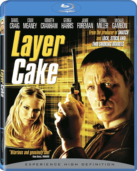 Слоеный торт / Layer Cake (2004) BDRip 720p, 1080p, BD-Remux