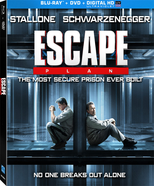 План побега / Escape Plan (2013) [US Transfer] BDRip 720p, 1080p, BD-Remux