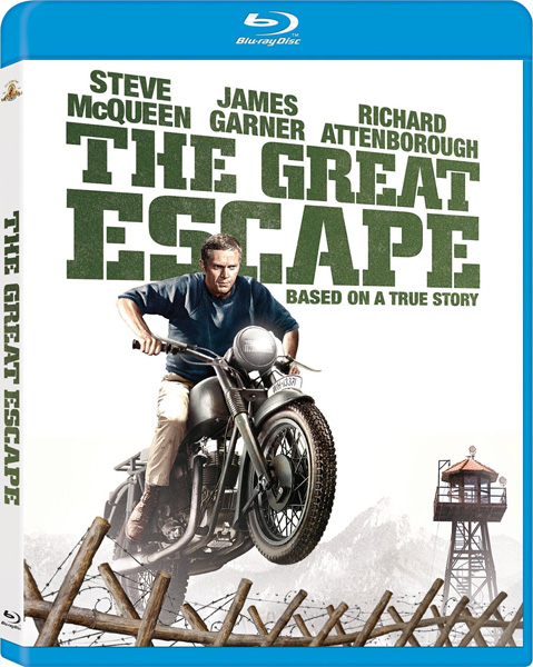 Большой побег / The Great Escape (1963) BDRip 720p, 1080p, BD-Remux