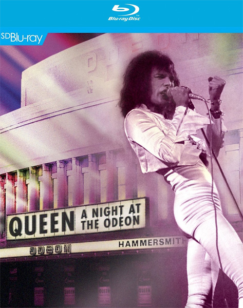 Queen: A Night at the Odeon (1975) BDRip 720p, 1080p, Blu-Ray Disc