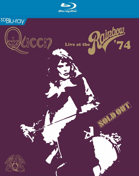Queen: Live at the Rainbow '74 (1974) BDRip 720p, 1080p, Blu-Ray Disc