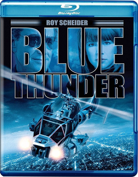 Голубой гром / Blue Thunder (1983) BDRip 720p, 1080p, Blu-Ray Disc