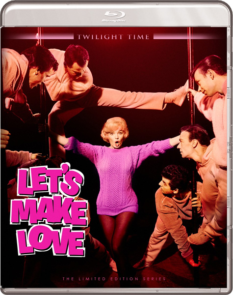 Займемся любовью / Let's Make Love (1960) BDRip 720p, 1080p, BD-Remux