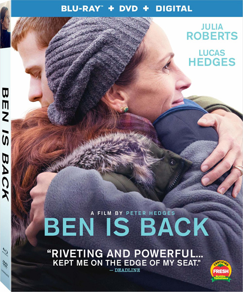 Вернуть Бена / Ben Is Back (2018) BDRip 720p, 1080p, BD-Remux