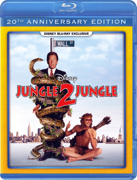 Из джунглей в джунгли / Jungle 2 Jungle (1997) BDRip 720p, 1080p, BD-Remux