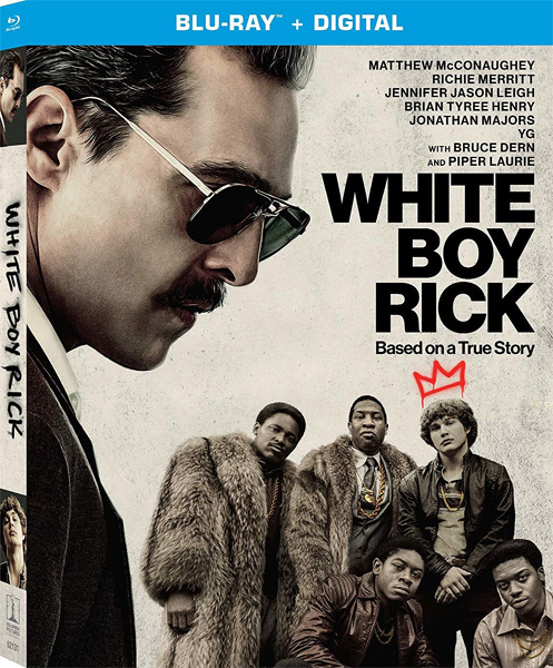 Белый парень Рик / White Boy Rick (2018) BDRip 720p, 1080p, BD-Remux, Blu-Ray CEE