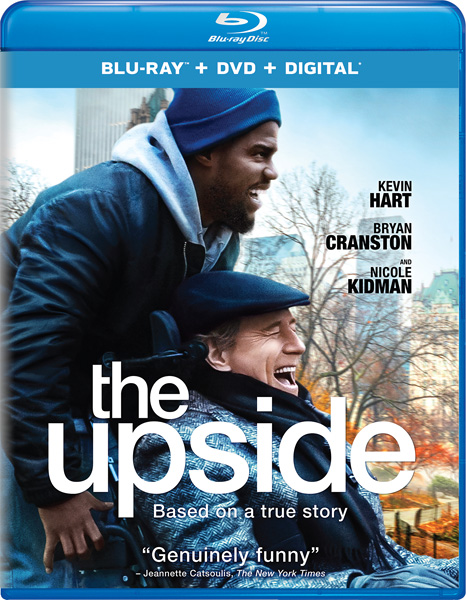 1+1: Голливудская история / The Upside (2019) [US Transfer] BDRip 720p, 1080p, BD-Remux, Blu-Ray RUS