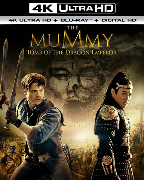 Мумия: Трилогия / The Mummy: Trilogy (1999-2008) 4K HDR BD-Remux