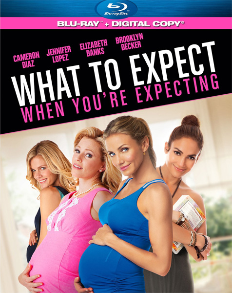 Чего ждать, когда ждешь ребенка / What to Expect When You're Expecting (2012) BDRip 720p, 1080p, Blu-Ray Disc