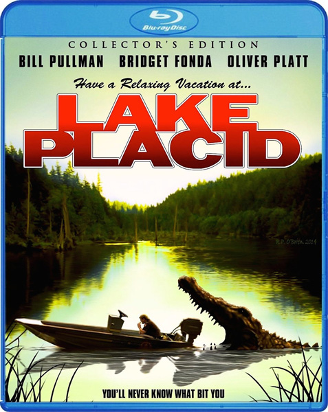 Лэйк Плэсид: Озеро страха / Lake Placid (1999) BDRip 720p, 1080p, BD-Remux
