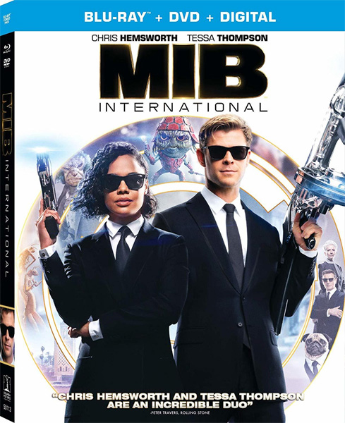 Люди в черном: Интернэшнл / Men in Black International (2019) BDRip 720p, 1080p, BD-Remux, Blu-Ray EUR
